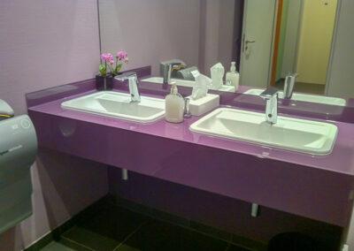 waschtischverkleidung damen wc