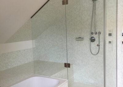 duschsystem badewanne