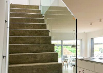 treppengelaender betontreppe