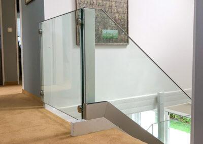 treppengelaender holzkonstruktion 2