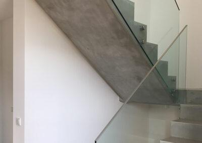 treppengelaender ueber 3 etagen